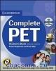 Complete PET SB no ans
